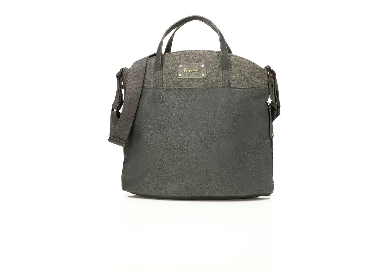 Babymel Grace Changing Bag - Grey