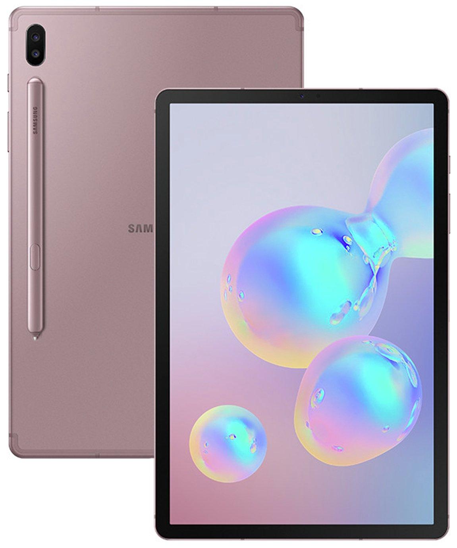 Samsung Galaxy Tab S6 10.5in 256GB Wi-Fi Tablet - Rose Blush