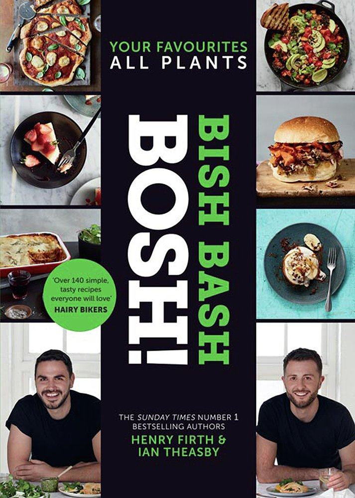 BISH BASH BOSH Recipe Book