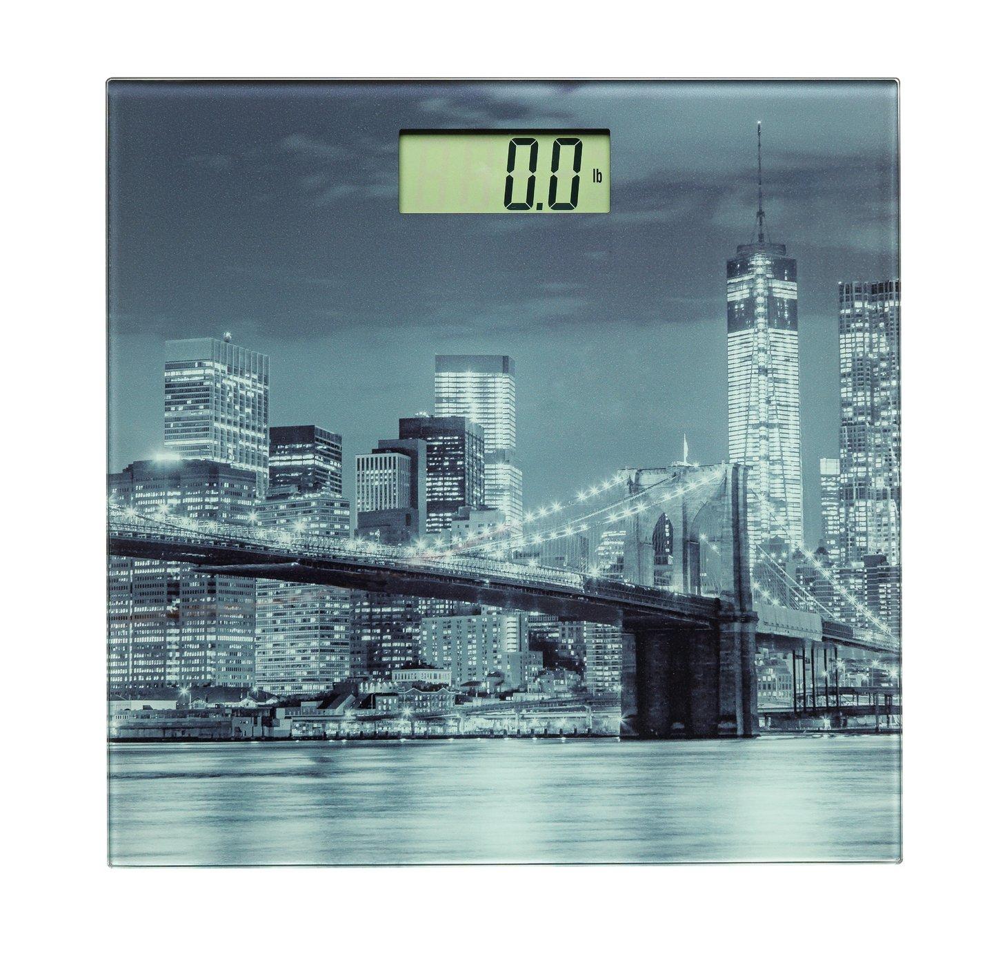 Argos Home New York City Electronic Bathroom Scales