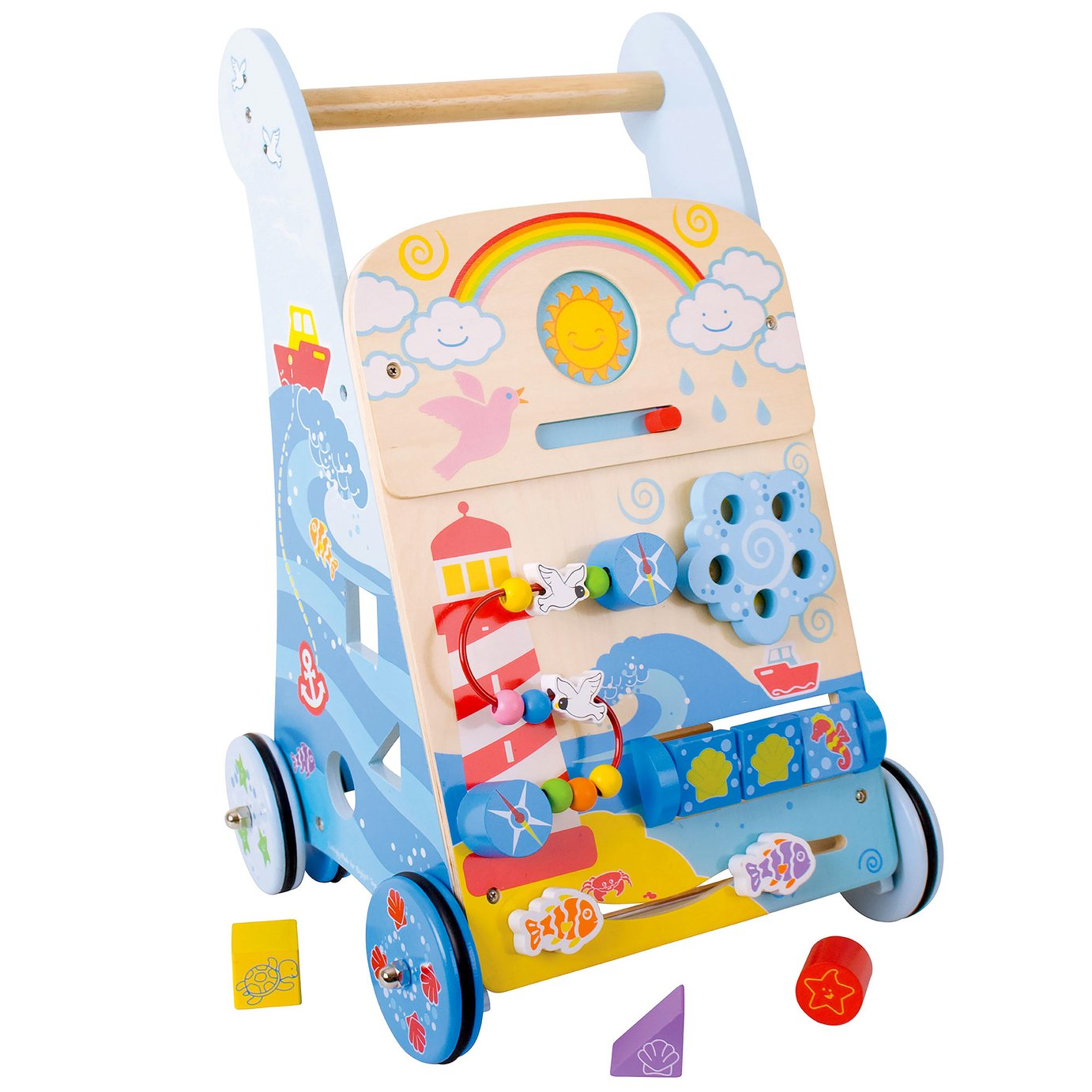 Baby Bigjigs Marine Activity Walker