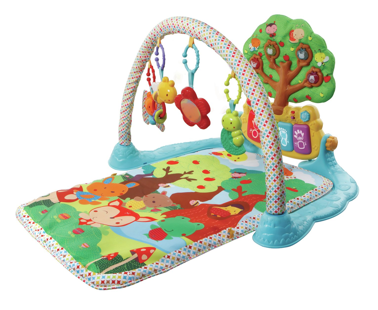 VTech Friendlies Glow and Giggle Playmat