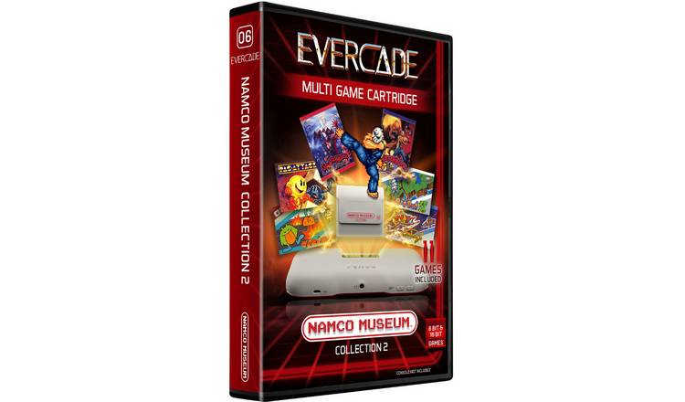 Blaze Evercade Cartridge 06: Namco Collection 2