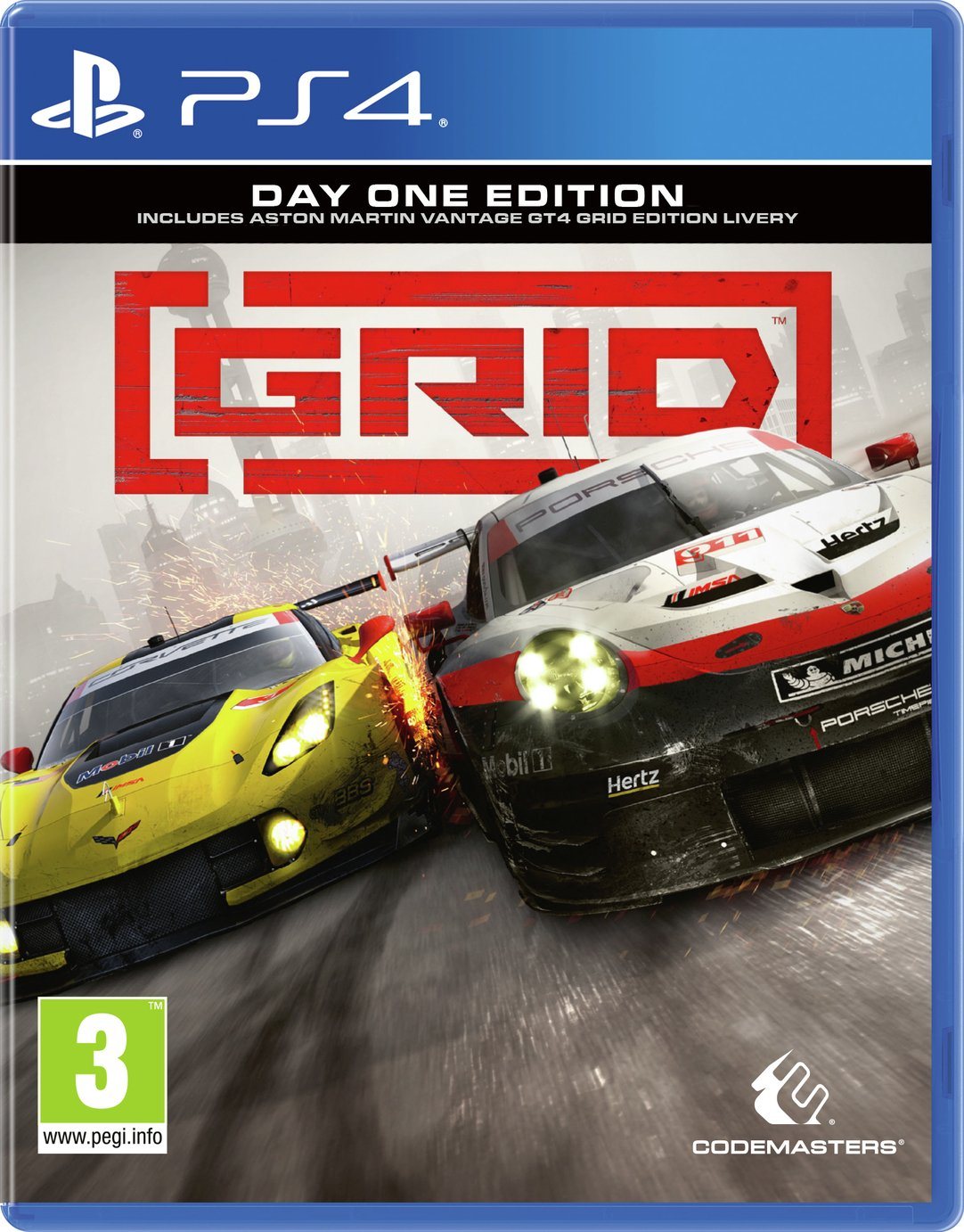 Grid PS4 Game