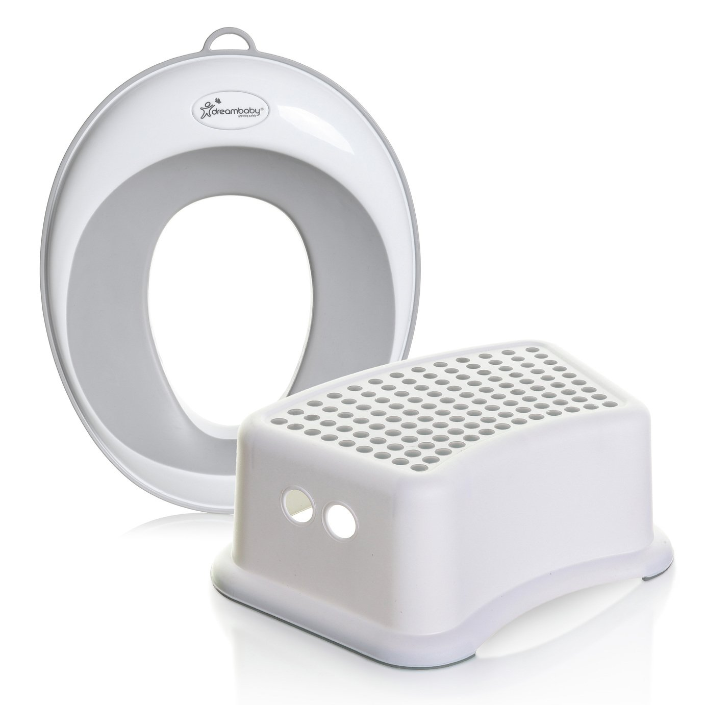 Dreambaby Ezy Fit Toilet Seat and Step Stool