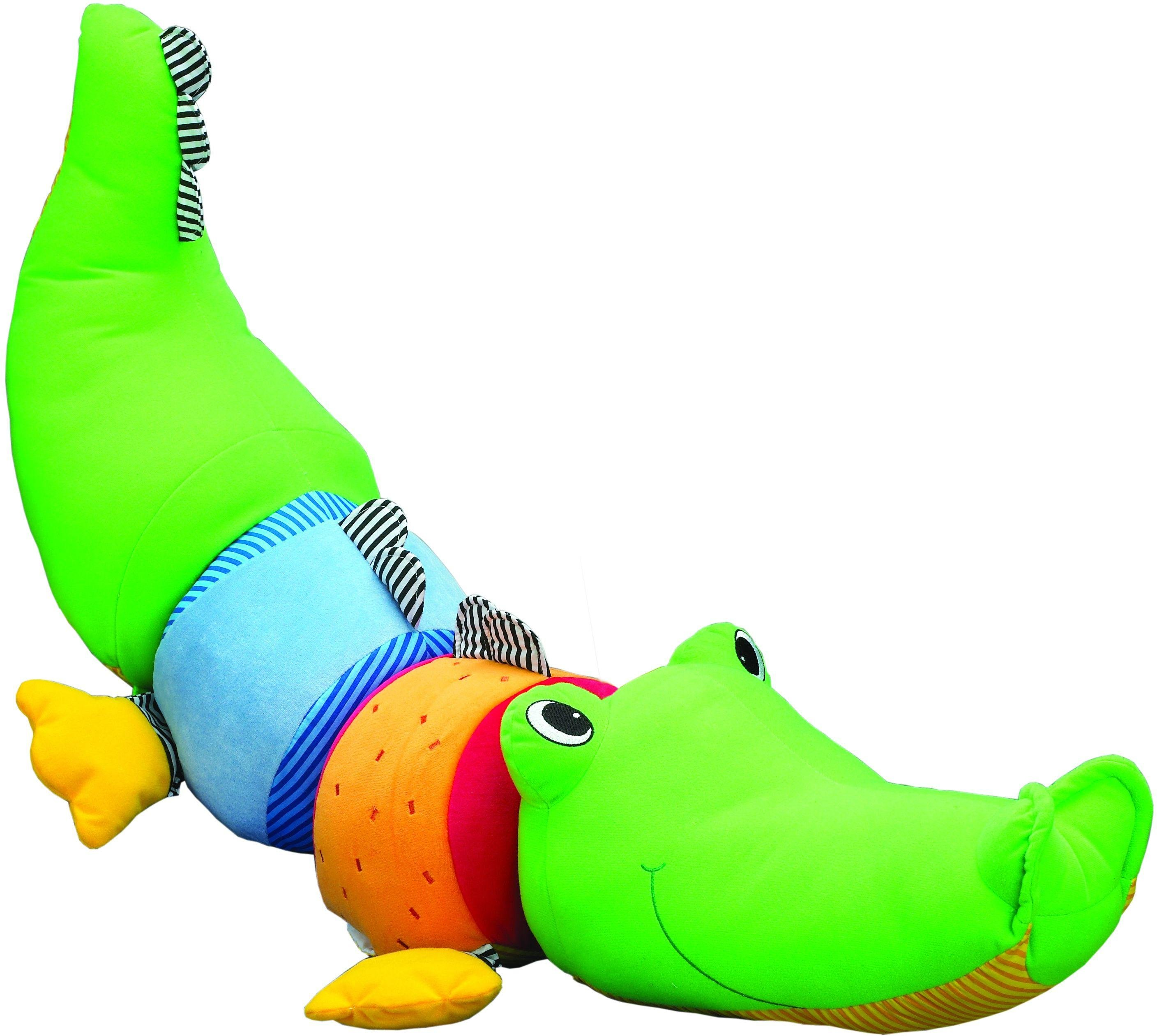 Wonderworld Wooden Toys Wooden Rocking Crocodile