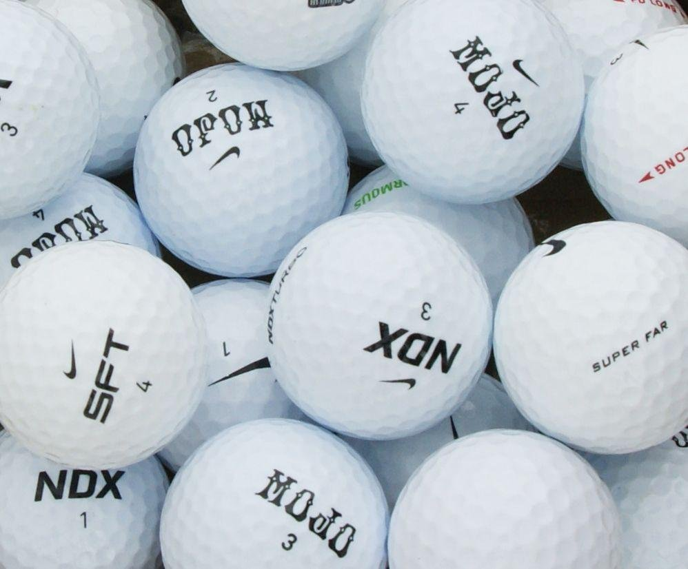Nike - 100 - Golf Lake Balls in a Box