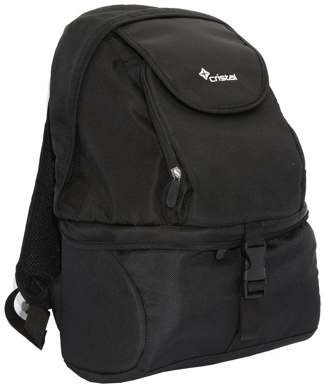 Cristal DSLR Camera Backpack - Black