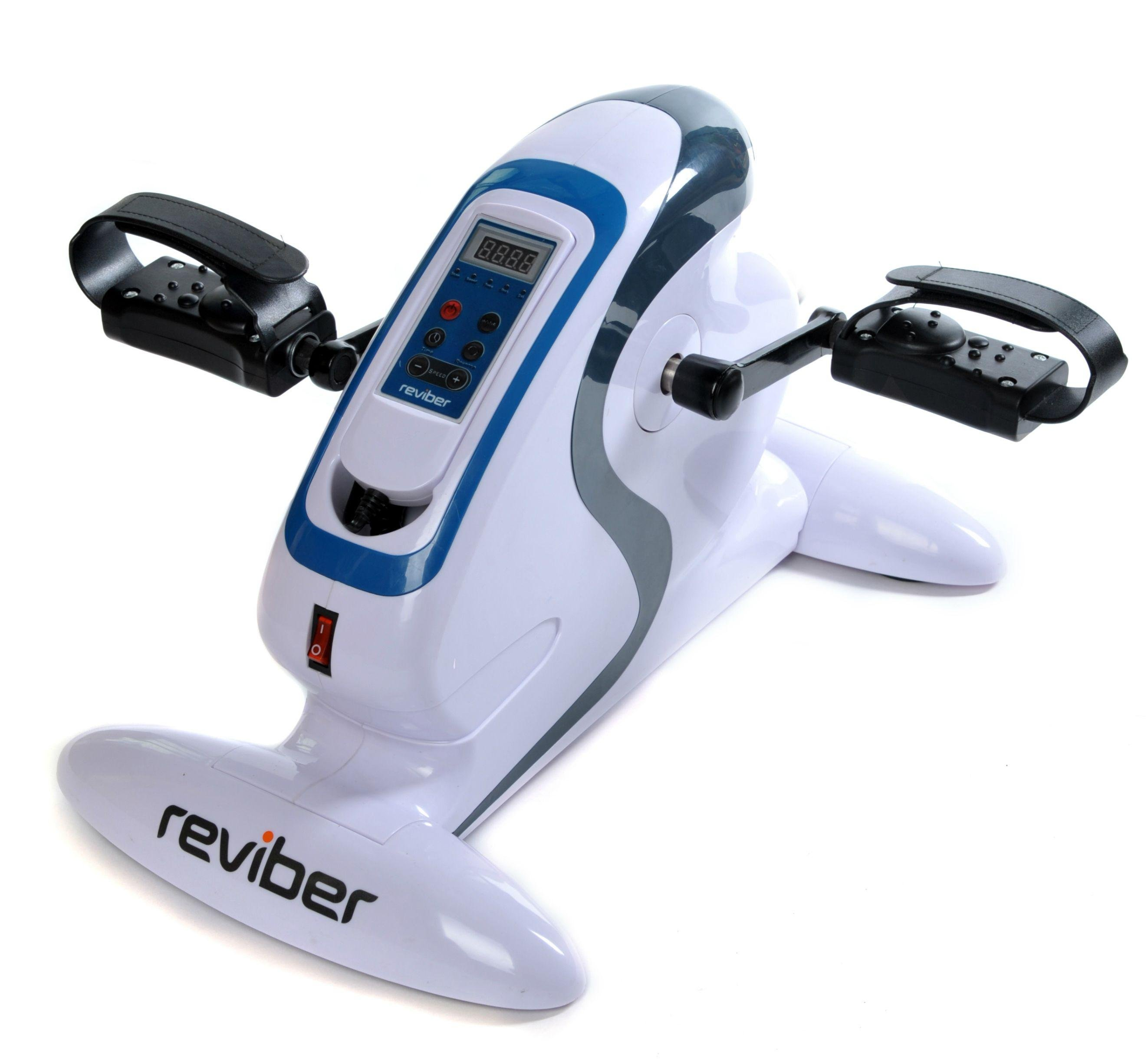 Reviber Plus Vibration Plate Exercise Machine With Stand