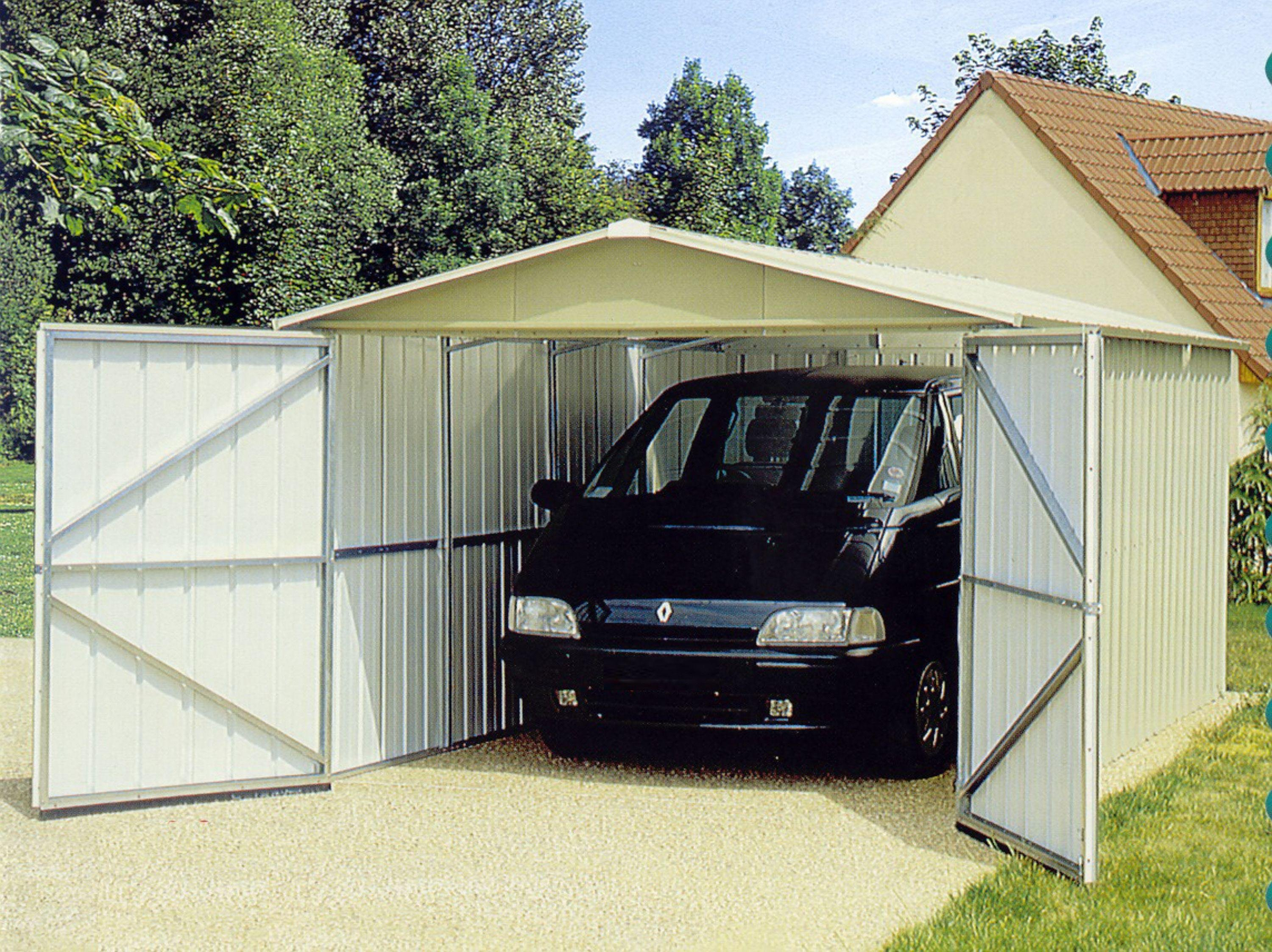 Sale On Yardmaster Maintenance Free Garage 3 X 5m