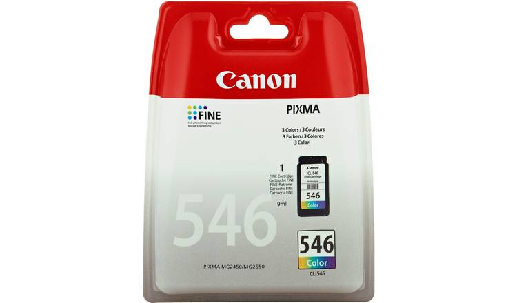 Canon CL-546 Ink Cartridge - Colour