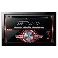 Pioneer - FH-460Ui 200W FM/AM CD MP3 USB AUX - Car Stereo