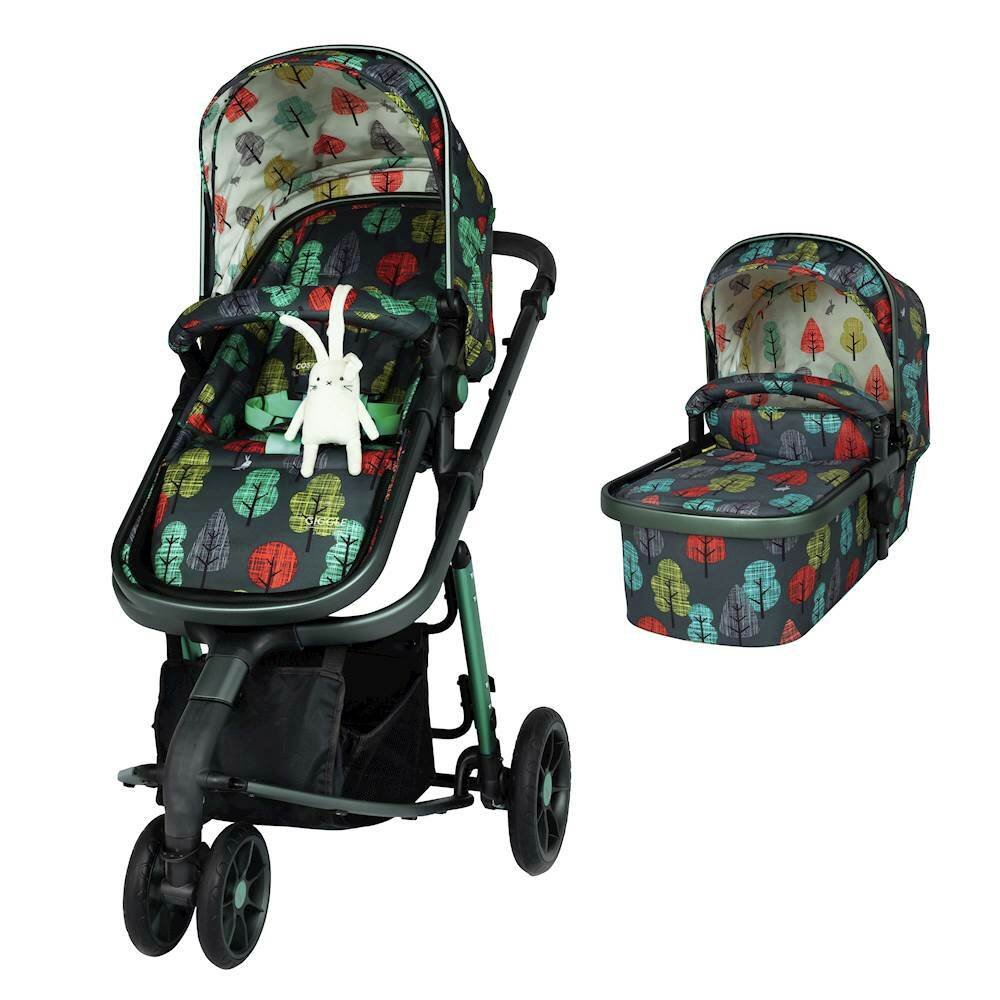 Cosatto Giggle 3 Group 0+ Baby Car Seat - Harewood