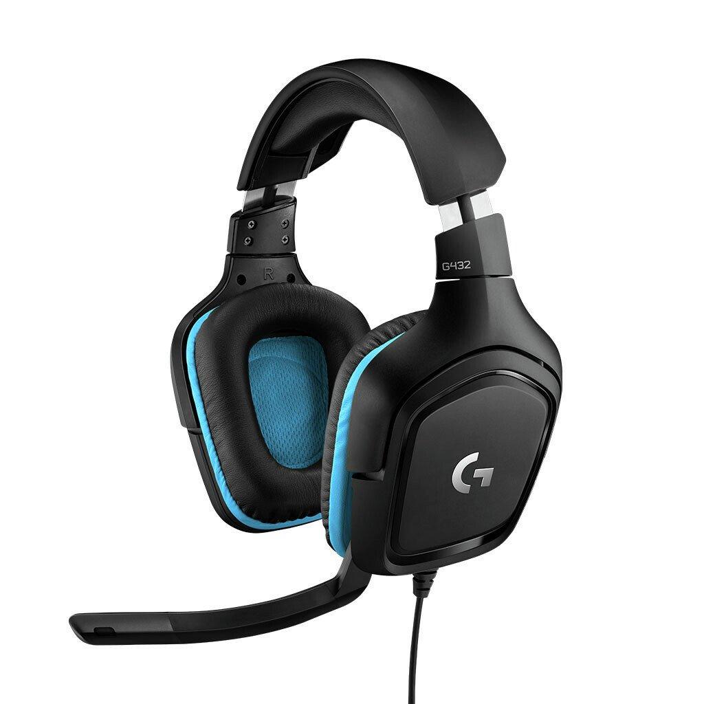 Logitech G432 PC Gaming Headset