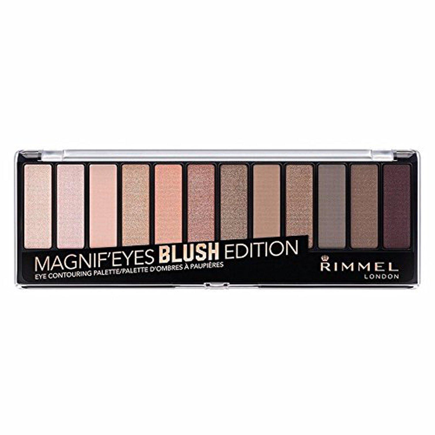 Rimmel Magnif'eyes Eyeshadow Contour Palette