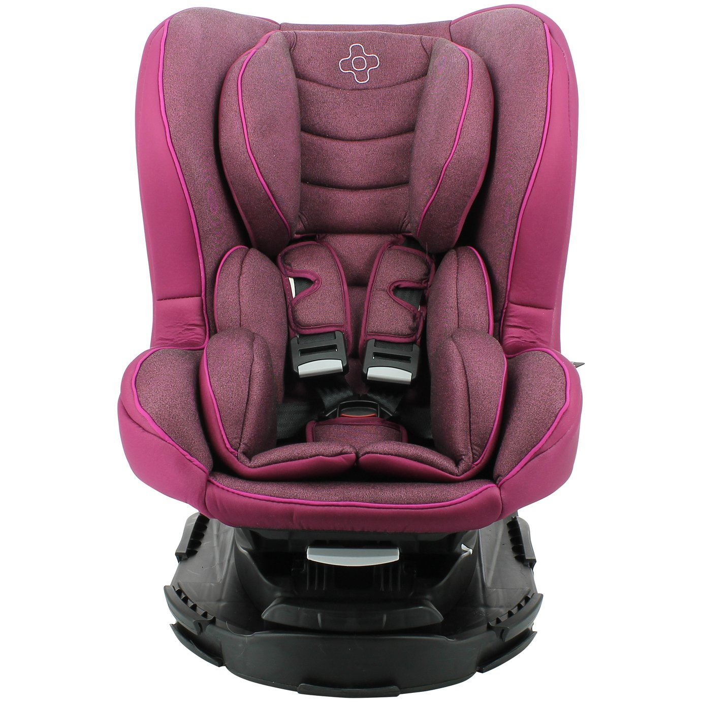 Migo Titan Platimun Groseille Group 0+/1 Car Seat - Plum