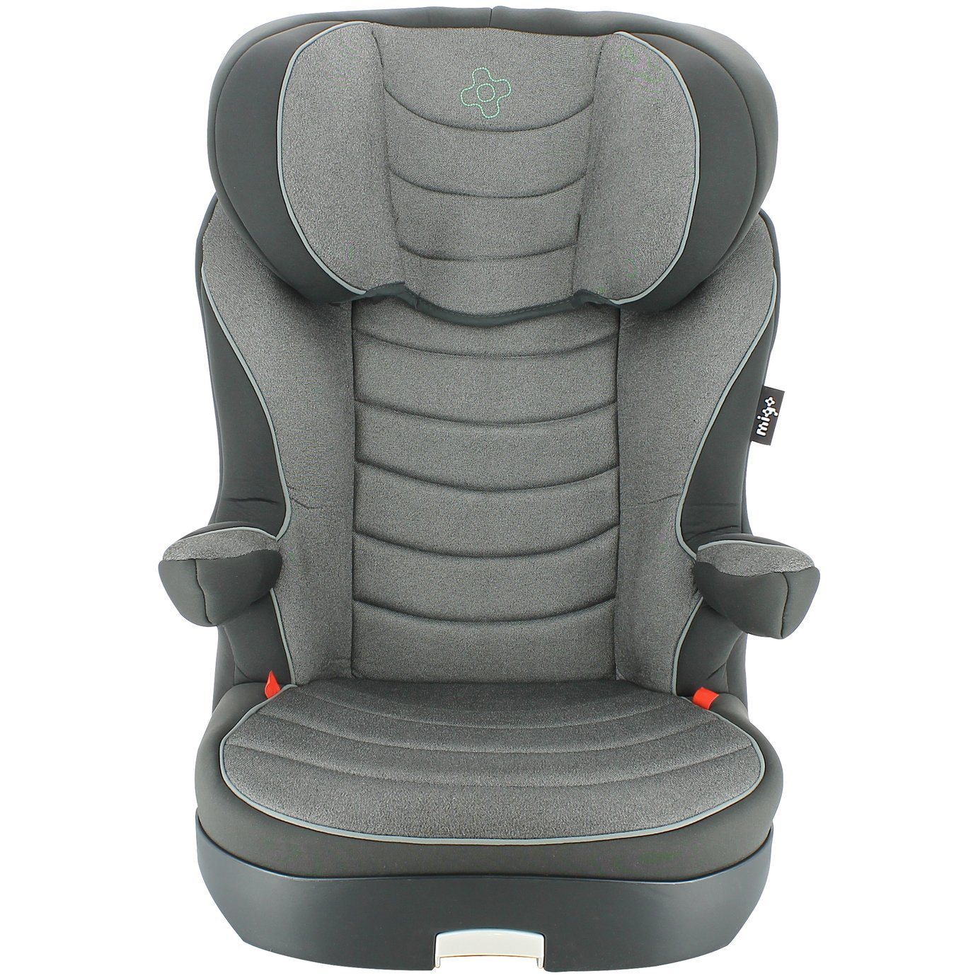 Sena Platinum Group 2/3 High Back Booster Car Seat - Grey