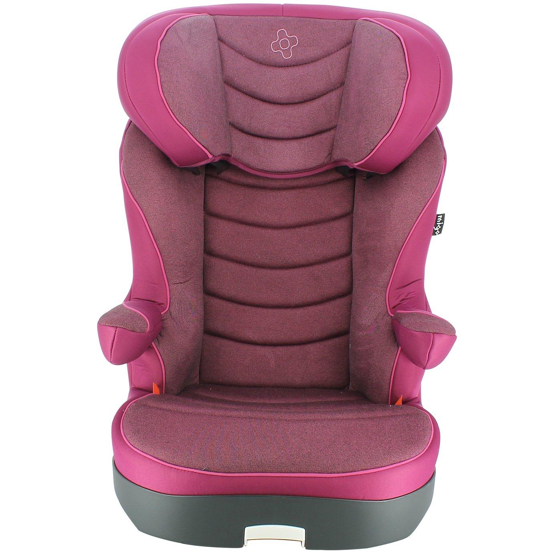 Migo Sena Group 2/3 Platinum Groseille Car Seat - Plum