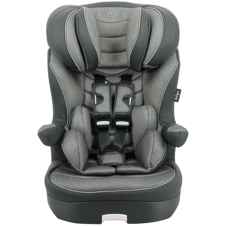 Migo Myla Platinum Group 1/2/3 Car Seat - Grey
