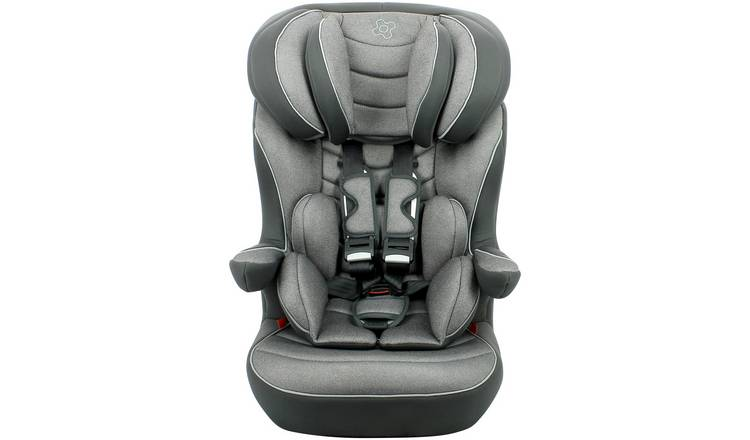 Migo Myla Group 1/2/3 ISOFIX Platinum Car Seat - Grey