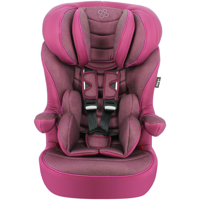 Myla ISOFIX Gro Seille Group 1/2/3 Car Seat - Platinum