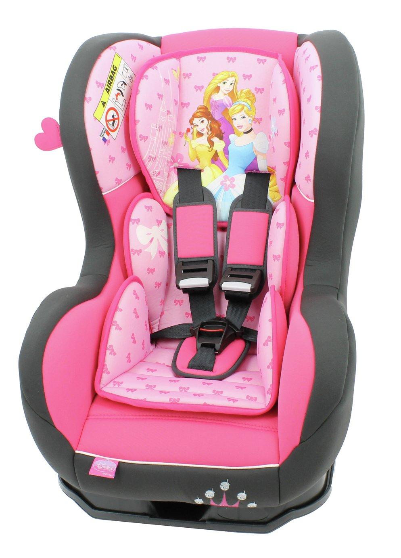 Disney Princess Cosmo SP LX Group 0/1/2 Car Seat - Pink