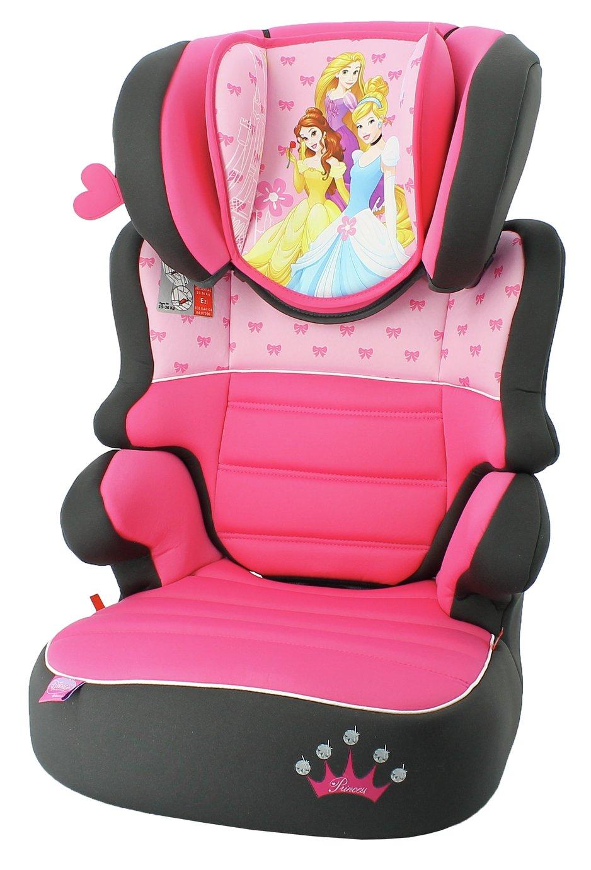 Disney Princess Befix SP LX Group 2/3 Car Seat - Pink