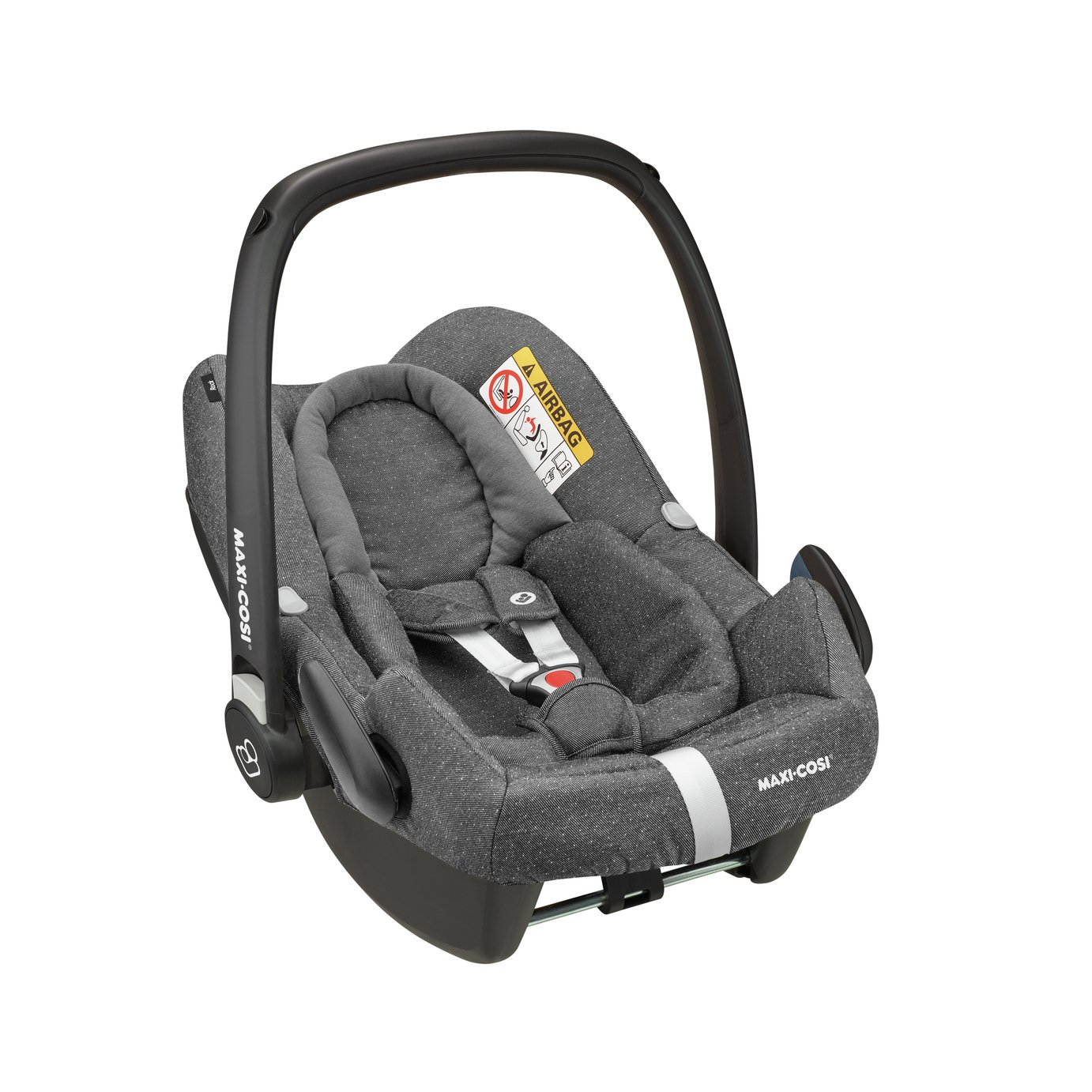 Maxi-Cosi Rock Group 0+ i-Size Baby Car Seat -Sparkling Grey