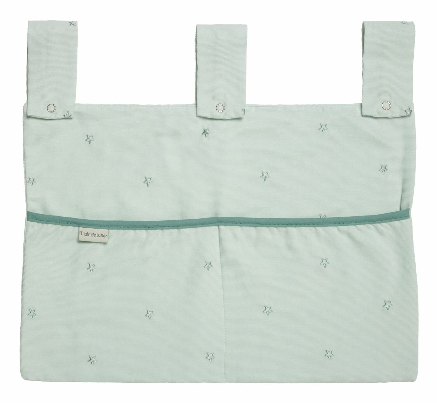 Clair de Lune Lullaby Stars Large Nursery Tidy