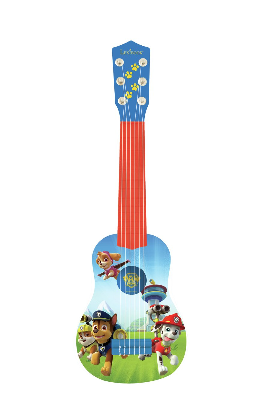 My First 21 Inch PAW Patrol Guitar