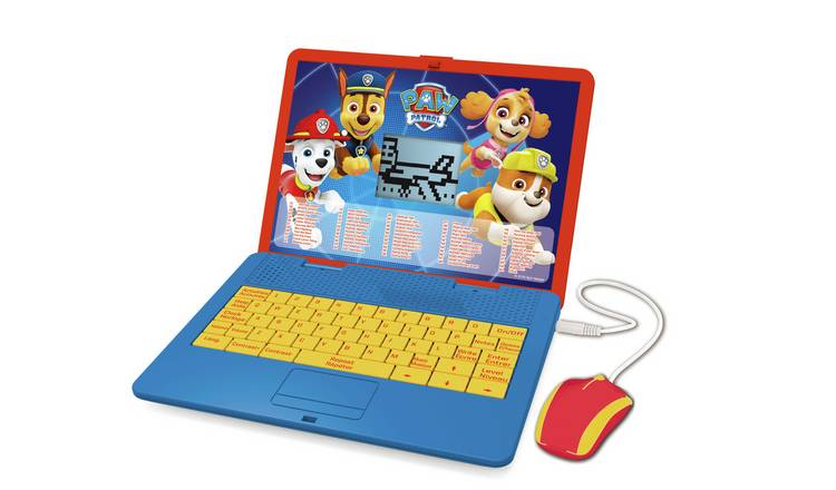PAW Patrol Bilingual Educational Laptop