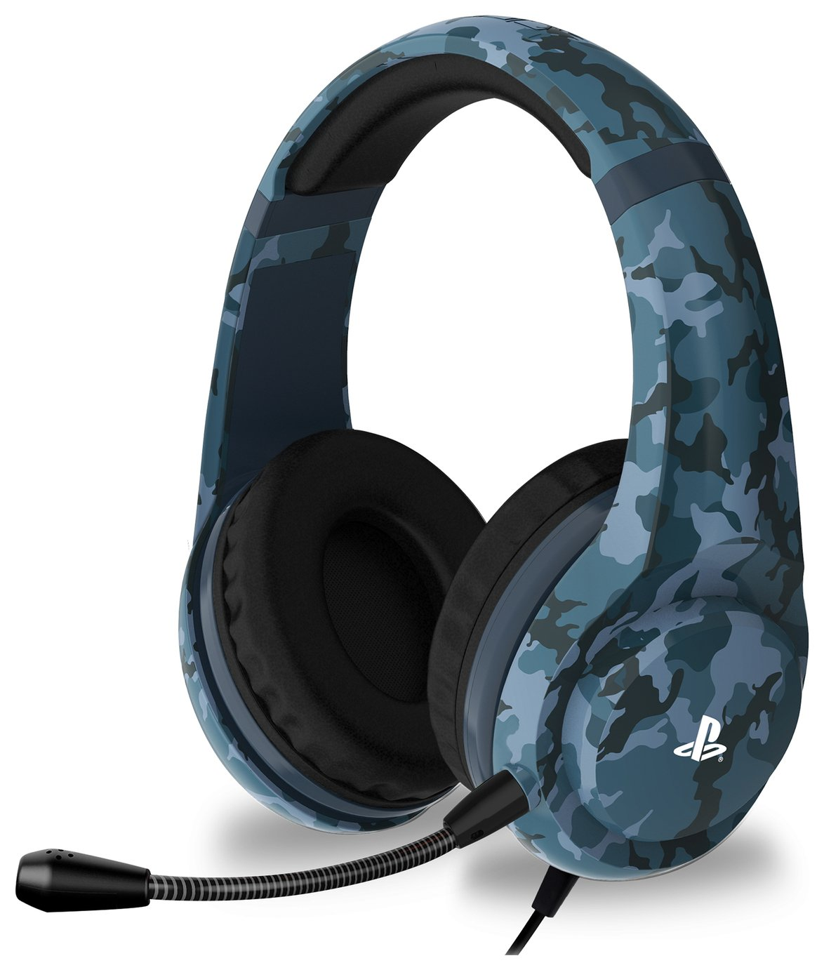 Officially Licensed PRO4-70 PS4 Headset - Midnight Camo