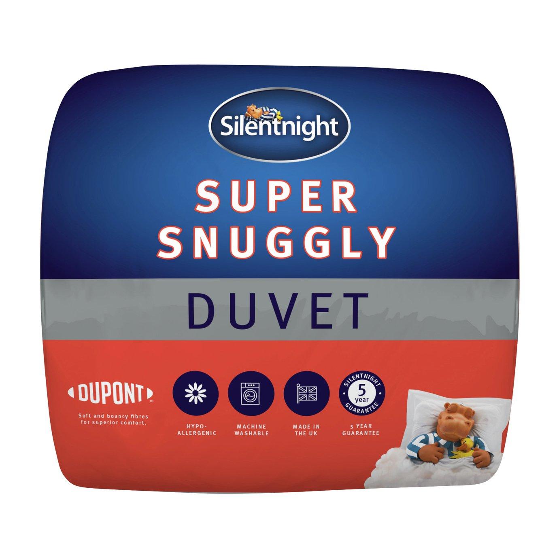Silentnight Super Snuggle 15 Tog Duvet - Single