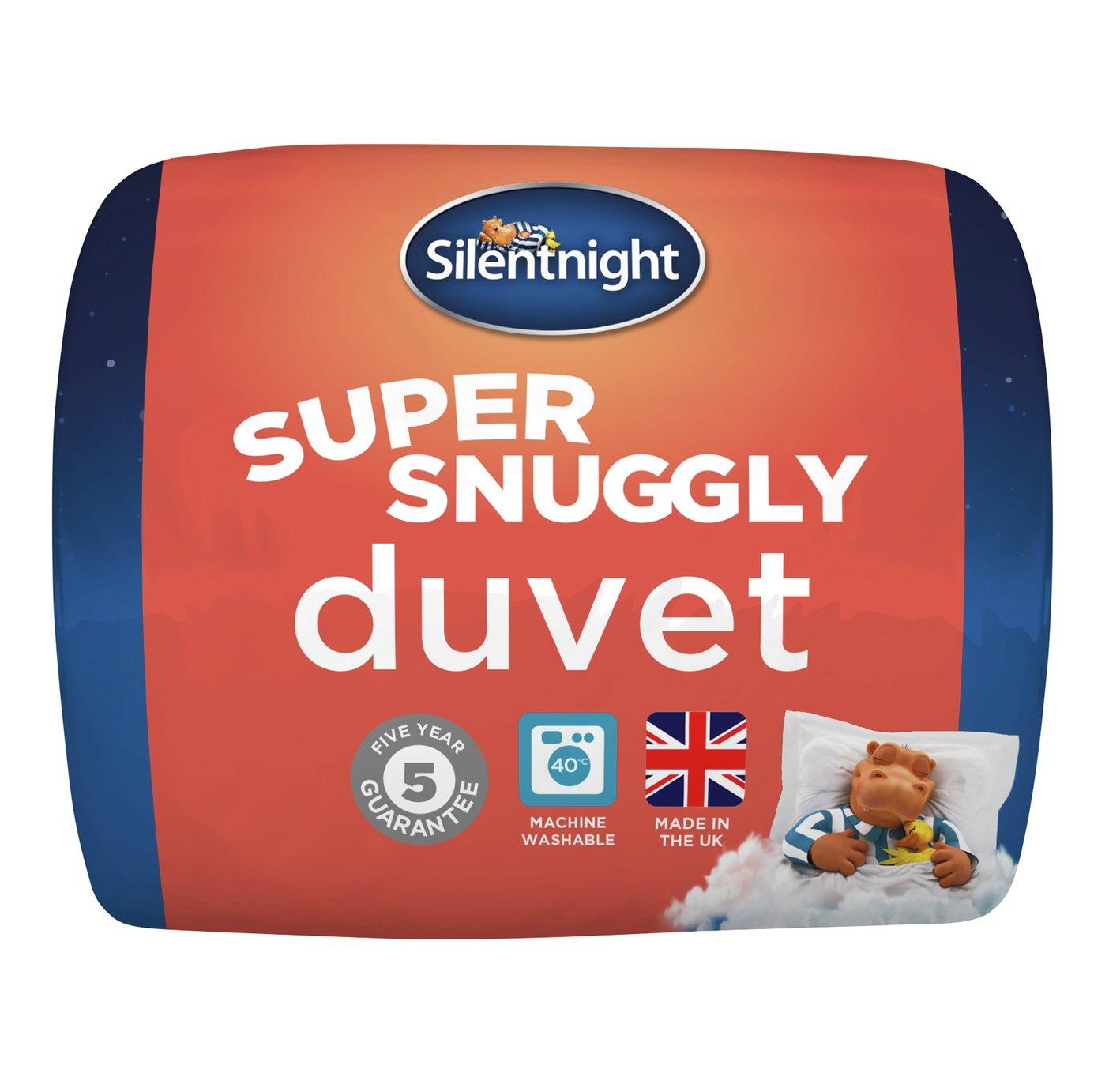 Silentnight Super Snuggle 15 Tog Duvet - Double
