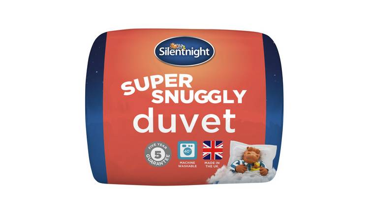 Silentnight Super Snuggle 15 Tog Duvet - Double