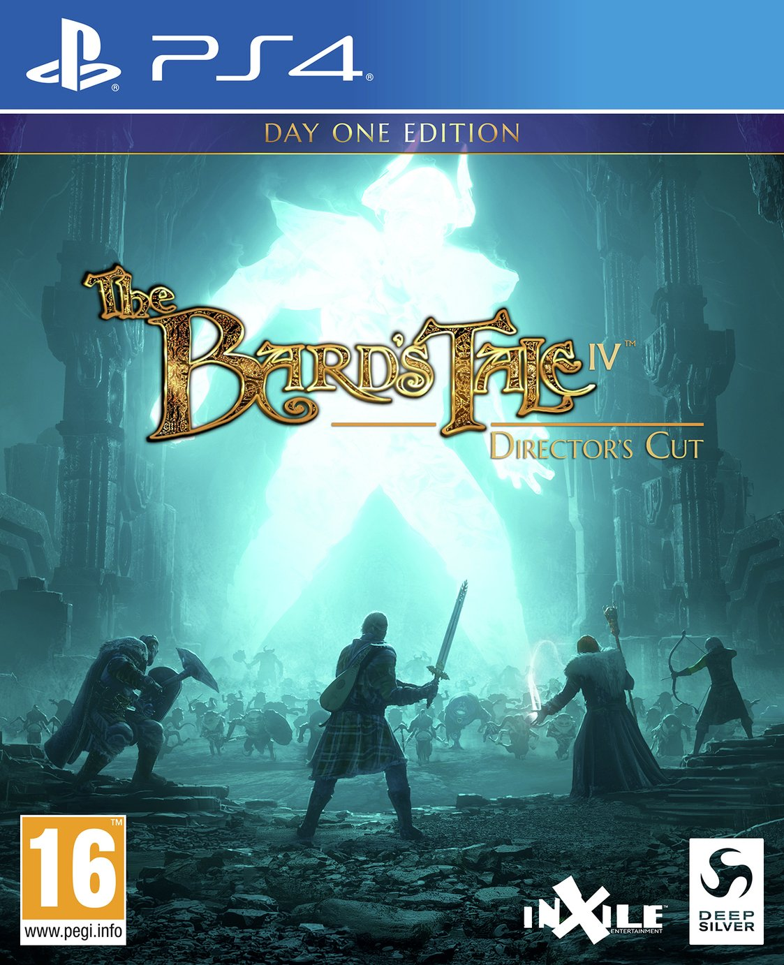 The Bard's Tale IV Director's Cut PS4 Pre-Order Game