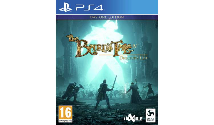The Bard's Tale IV Director's Cut PS4 Game