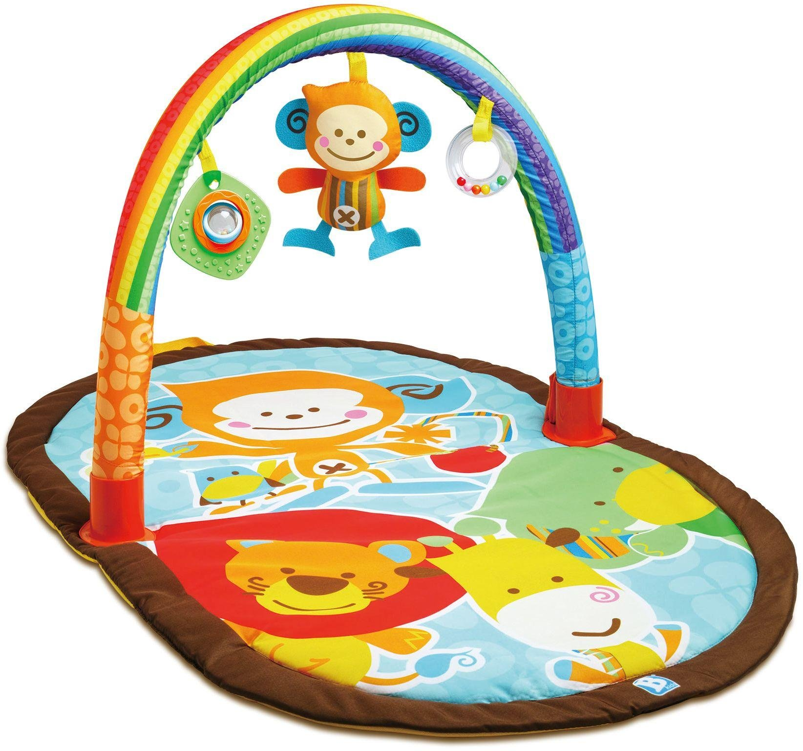 Image of Bkids Travel Discovery Gym.