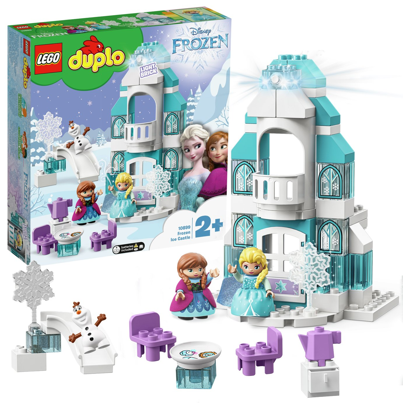 LEGO DUPLO Princess Frozen Castle - 10899