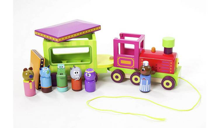Hey Duggee Light and Sound Train Playset