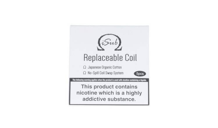Innokin ISUB 0.50HM Coil - Pack of 5