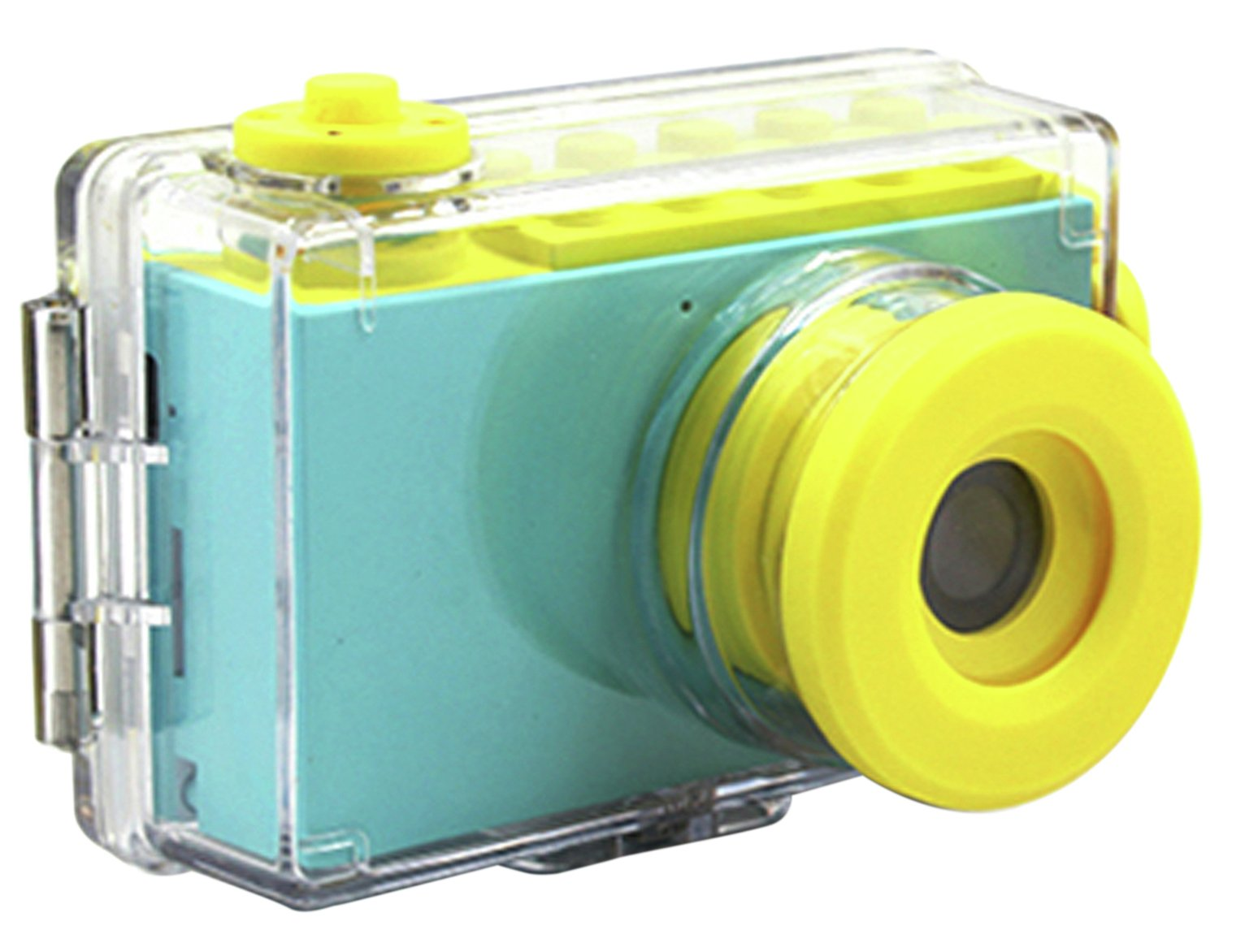 myFirst Camera with Waterproof Case - Blue