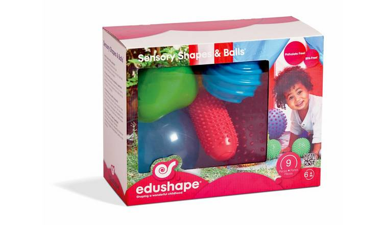 Edushape Sensory Shapes and Balls
