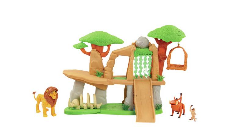 The Lion King Defend the Pridelands Playset