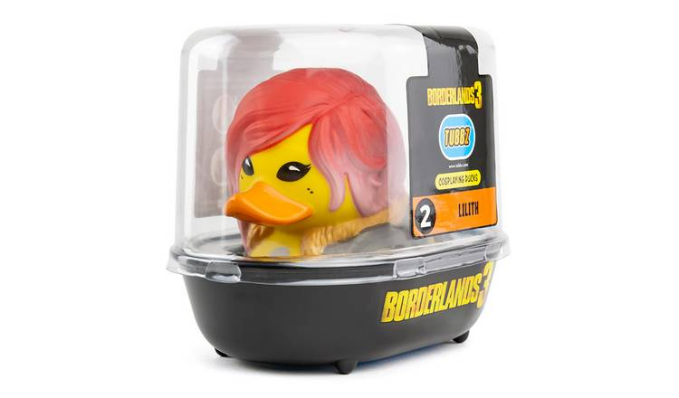 Tubbz Collectable Borderlands 3 Rubber Duck - Lilith