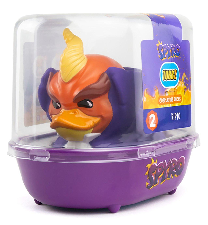 Tubbz Collectable Spyro Rubber Duck - Ripto