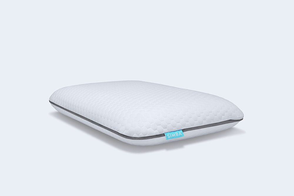 Simba Honeycomb Memory Foam Pillow
