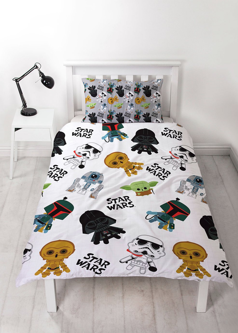 Disney Star Wars Mini Bedding Set - Single