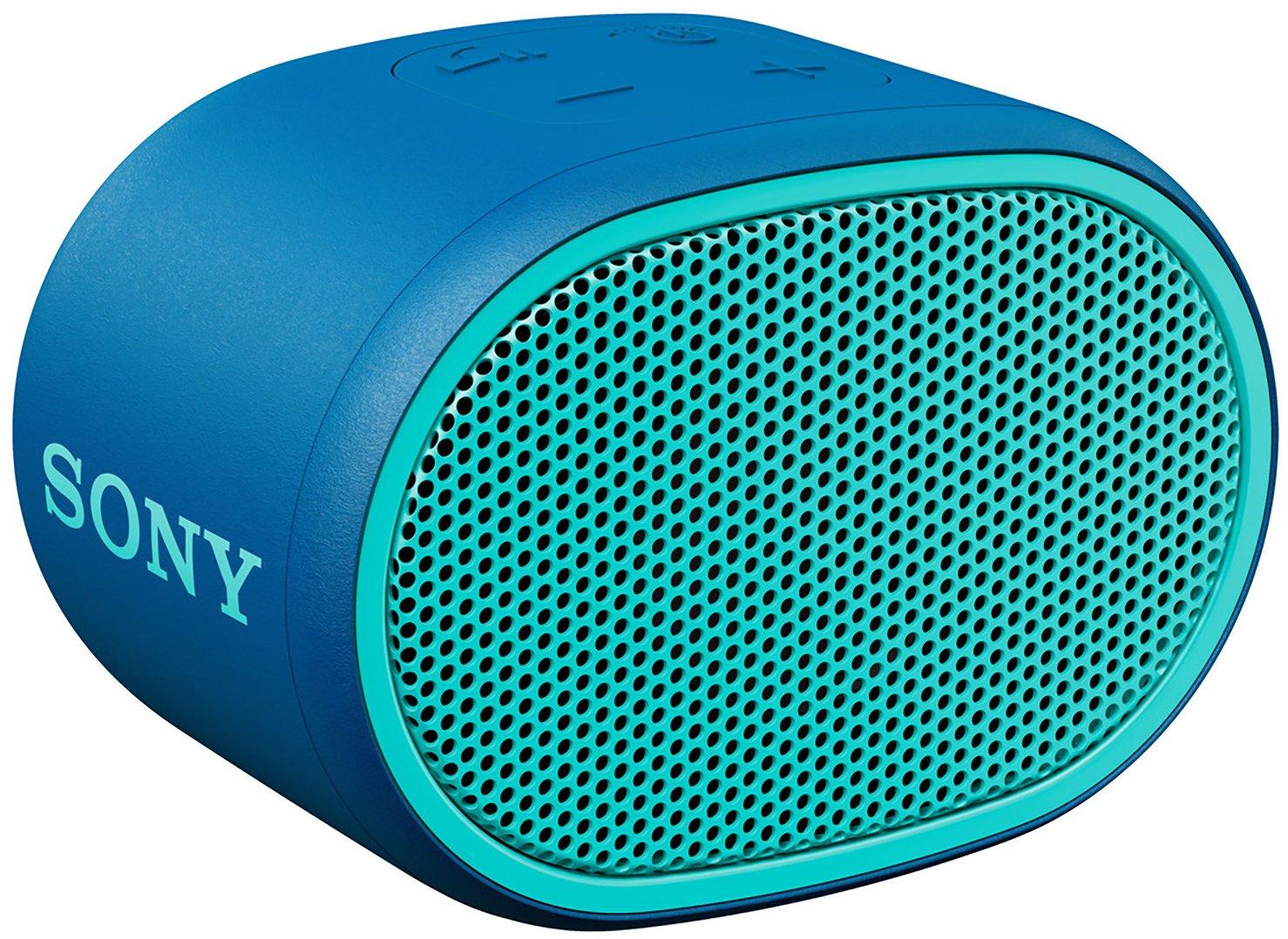 Sony SRS XB01 Wireless Speaker - Blue