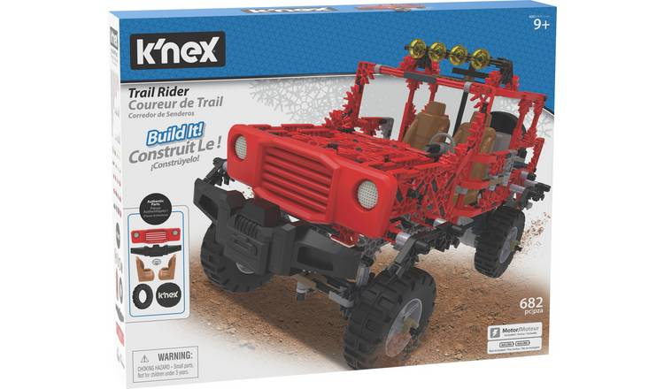 K'NEX Trail Rider Building Set